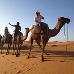 Morocco Camel Trekking Merzouga - Private Day Tours Foto
