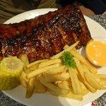 ribs...good