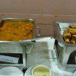 Southern Indian breakfast