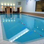 18m pool in Shelbourne's incredible fitness center