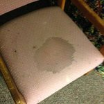 Stained Chair