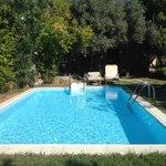 piscine privée de la 224