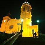 Saint Bartholomew and Saint Tecla