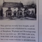 a pub by the community for the community