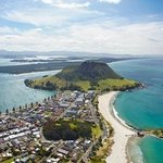 Mauao otherwise known as Mt Maunganui