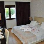 Camera con letto king - pacchetto romantico