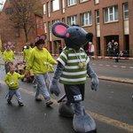 City parade