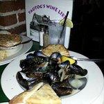 Jalapeño Mussels