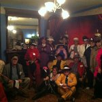 Murder Mystery Guests and Participants