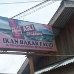 Foto de Rumah Makan ikan Bakar Fauzi