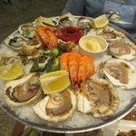 Lafayette Gourmet - ostras e outros bichinhos