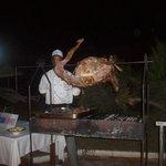 Barbecue pour repas