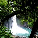 La Fortuna Waterfall short ride from hotel
