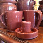 Sherbrooke Village produces and sells its own pottery