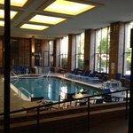 Hilton pools