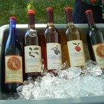 Cool grape & fruit wines