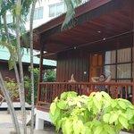 balcon bungalow