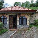 Wine Cellar cottage room