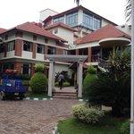Ruchi - the main building