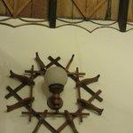Wooden Artefacts / Lamp