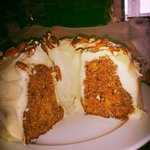 Wortelkoek by Gisters/ Carrotcake @ Gisters