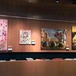 Nice Artwork in the Lobby