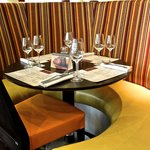 Casterbridge Grill booth