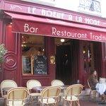 Le Boeuf à la Mode - a great place for lunch!