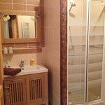 Une salle de bain super sympas !!!!!