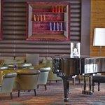 Glassbar 1.850 , bar de Sport Hotel Hermitage & Spa 5*