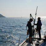 Sailing in Dunmanus Bay