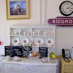 Ridgmont Station Tea Room