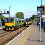 Hourly train service to Ridgmont from Bedford and Bletchley
