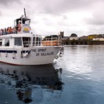 Cruising on the River Shannon
