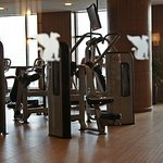 fitness room on 5th floor