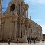 Th impressive Siracusa Duomo