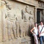Kanheri carvings