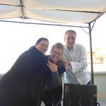 Daniela, myself & Marco