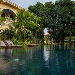 Pavillon d'O swimming pool