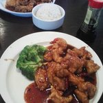 Good Chinese food