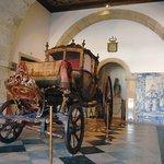 Atrio entrada Museu/Museum Atrium