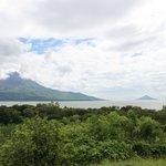Momotombo and Momotombito Volcano