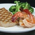 Swordfish & Shrimp Combo