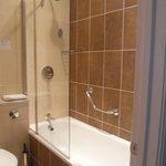 Shower/Bath room 221