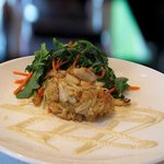 Crab Cake Appetizer
