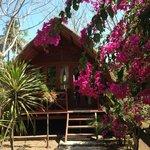 our Sasak bungalow at Manta