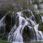 cascade des herissons