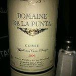 superbe vin corse
