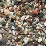 Tiny tiny stones -no problem