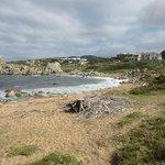 Autre plage à proximité de l'hôtel... après une tempête